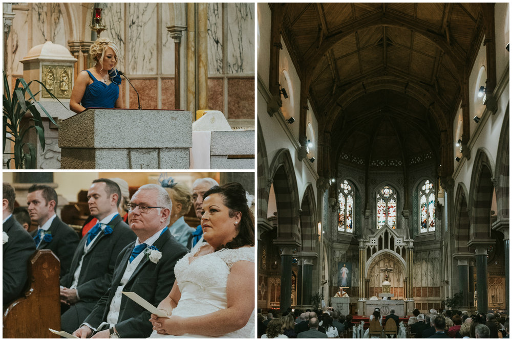 St. Pauls belfast wedding photographer pure photo n.i ceremony