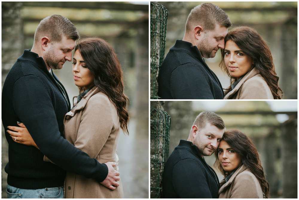 engagement session botanic gardens belfast