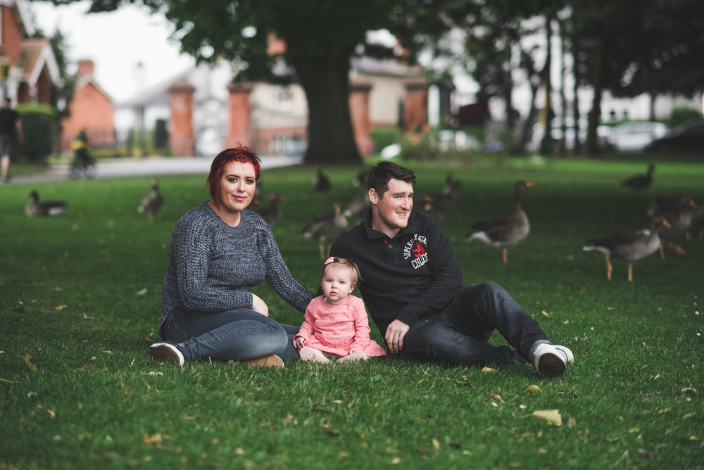 Family photo session Lurgan