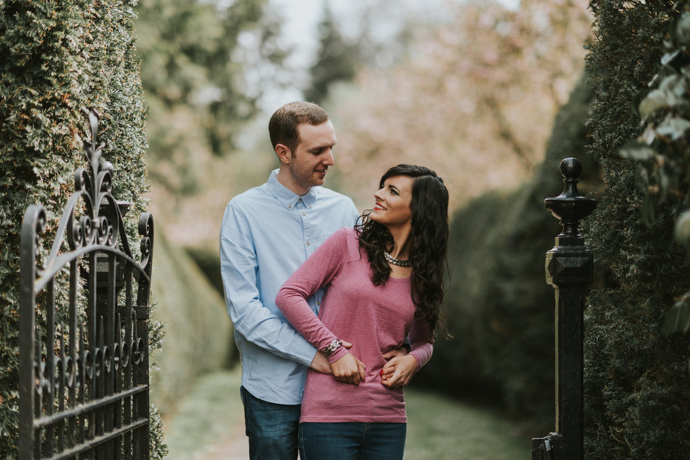 Lady Dixons Belfast Engagement session 02
