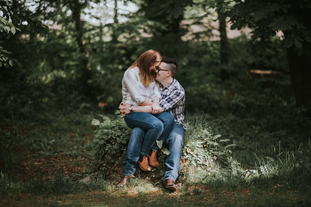 Antrim engagement session 11