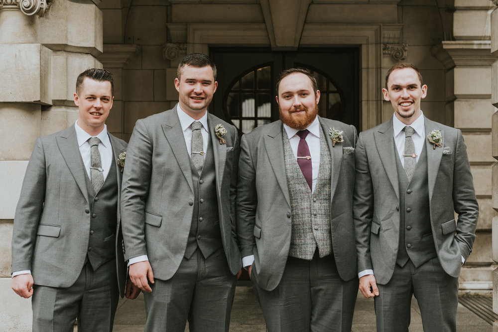 Belfast City Hall Wedding 27