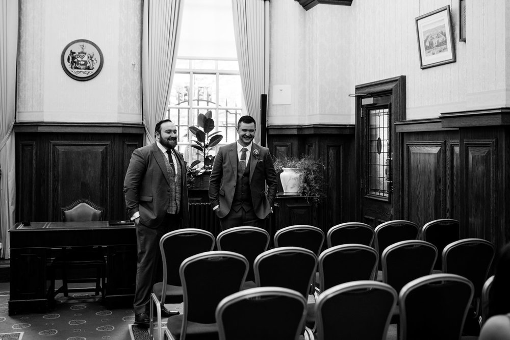 Belfast City Hall Wedding 28