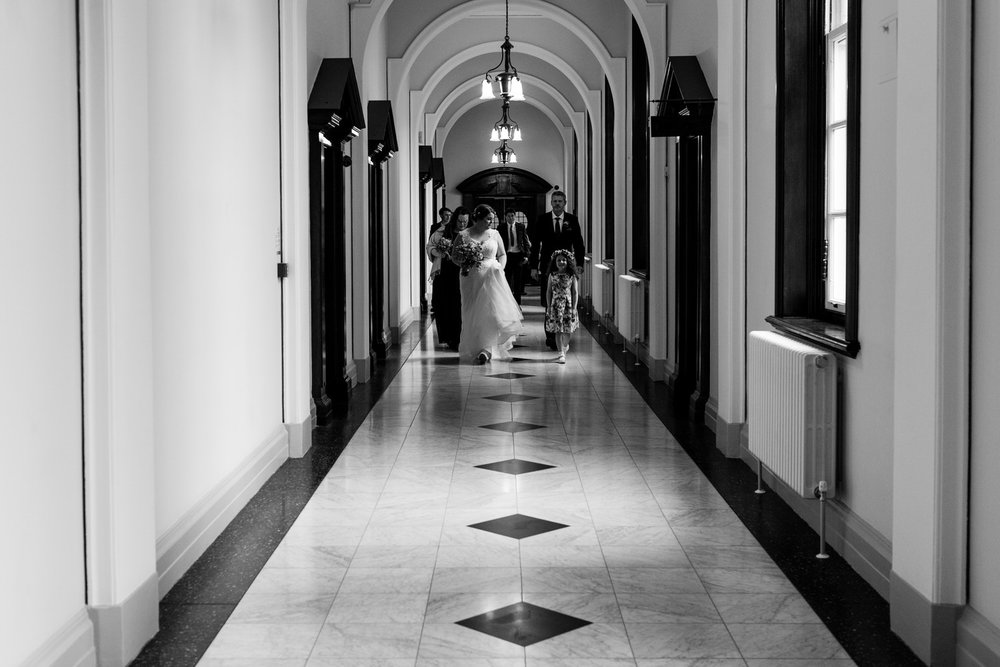 Belfast City Hall Wedding 31
