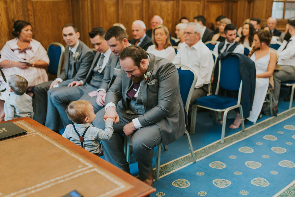 Belfast City Hall Wedding 32