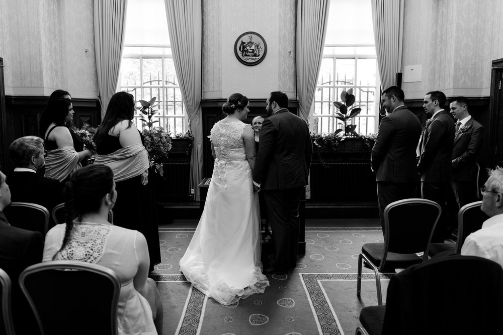 Belfast City Hall Wedding 42