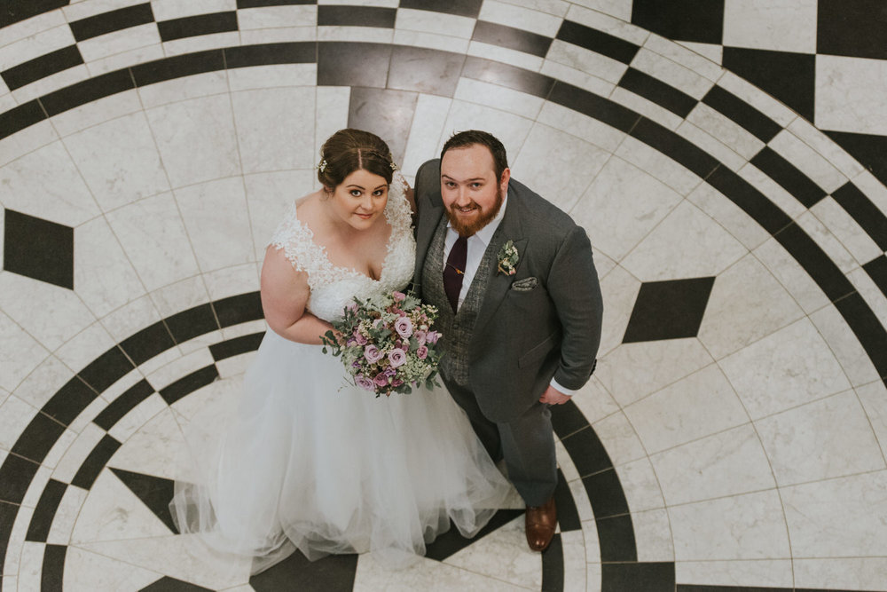 Belfast City Hall Wedding 45