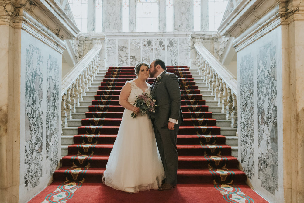 Belfast City Hall Wedding 46