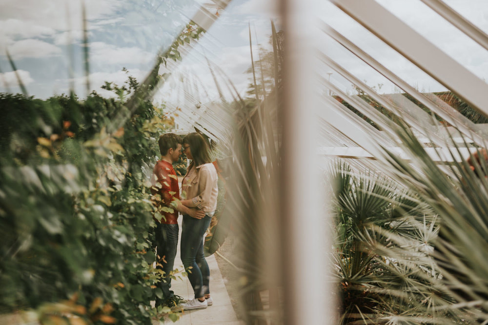 Engagement Session Bangor Walled Garden 14
