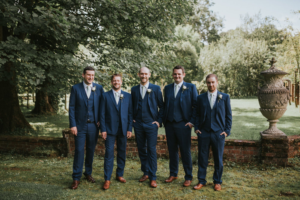 Tullylagan Country House Hotel Wedding 21