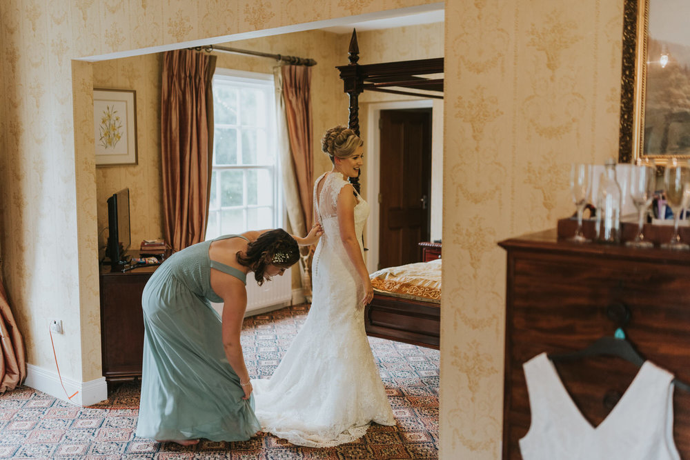 Tullylagan Country House Wedding 22