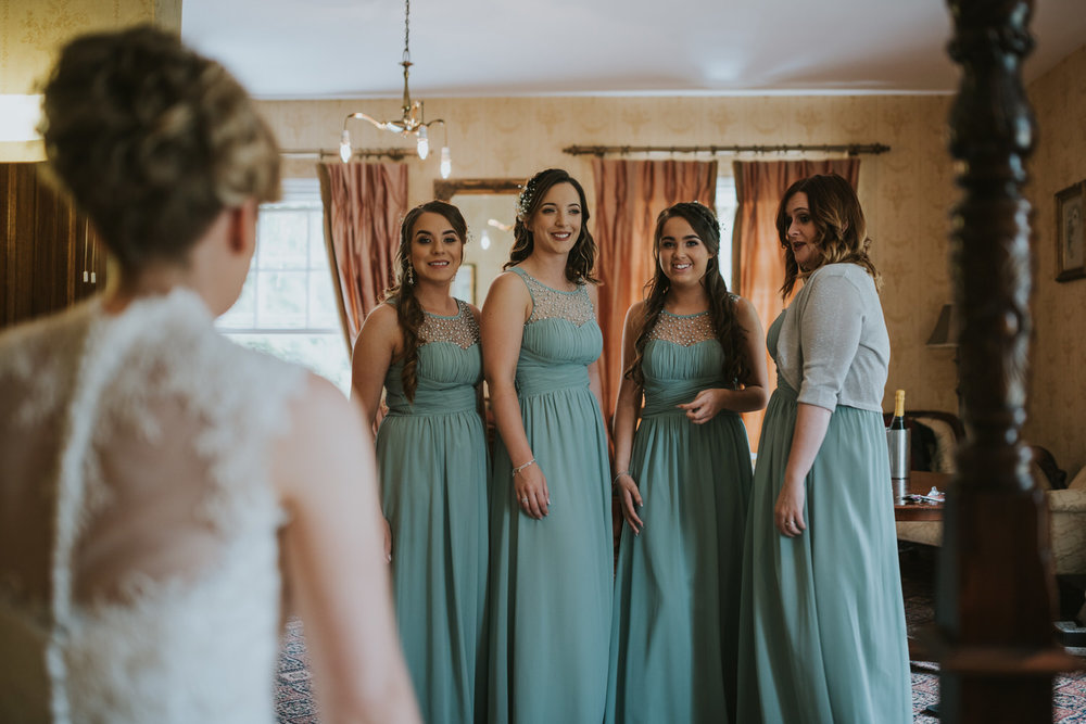 Tullylagan Country House Hotel Wedding 23