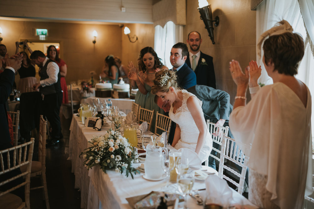 Tullylagan Country House Hotel Wedding 50