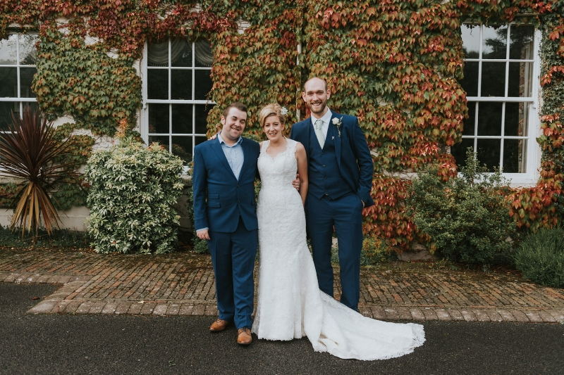Tullylagan Country House Hotel Wedding 62
