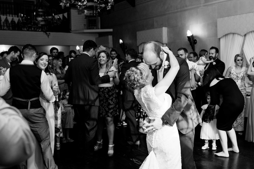 Tullylagan Country House Hotel Wedding 70