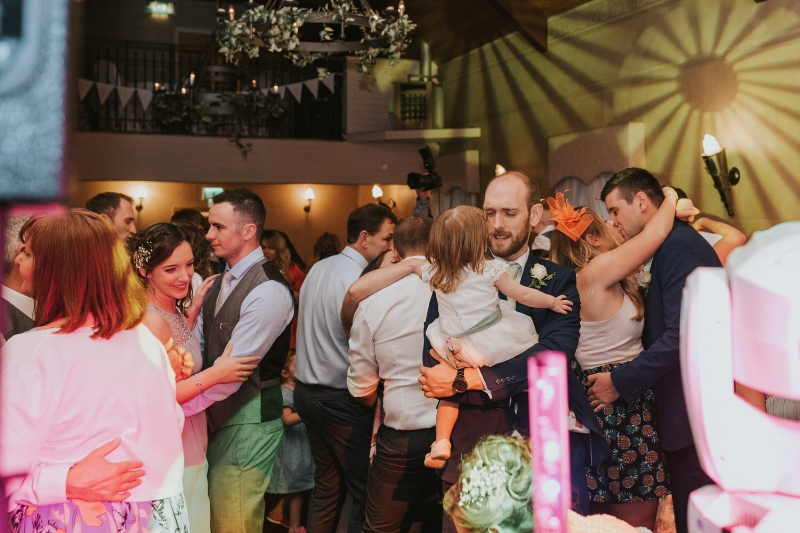 Tullylagan Country House Hotel Wedding 75