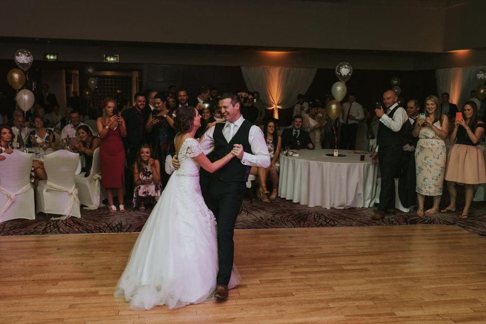 Stormont Hotel Wedding 92