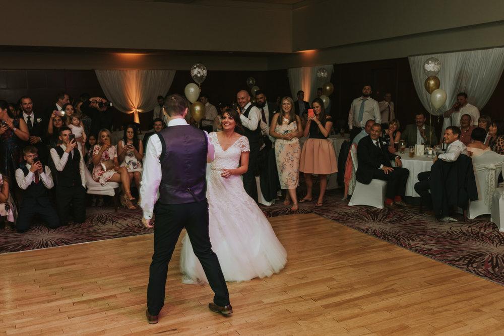 Stormont Hotel Wedding 93