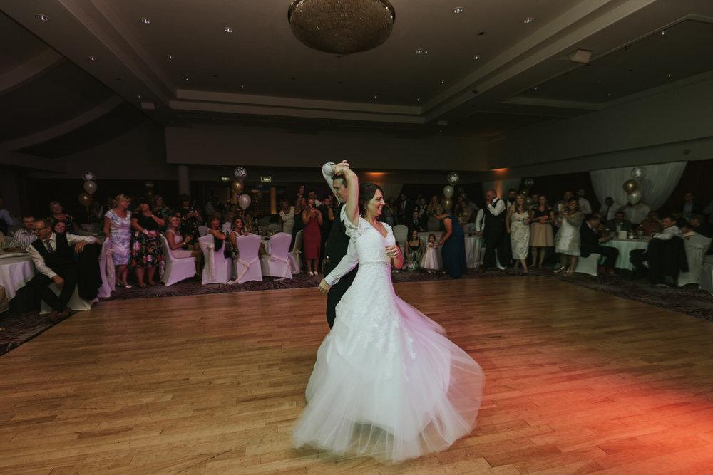 Stormont Hotel Wedding 94