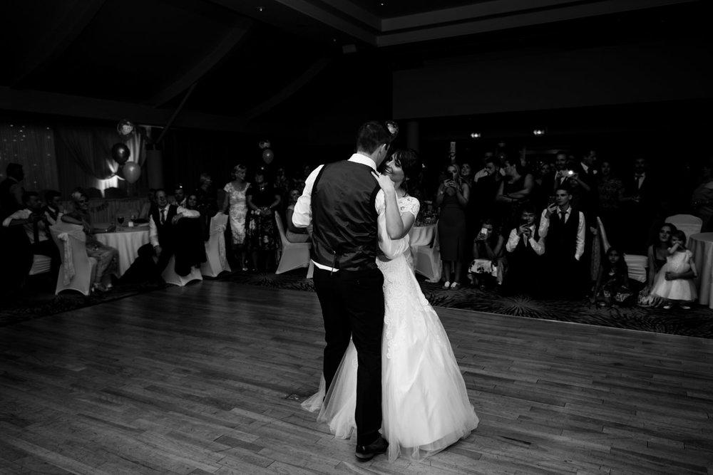 Stormont Hotel Wedding 96