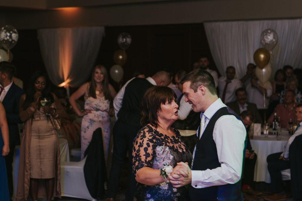 Stormont Hotel Wedding 99