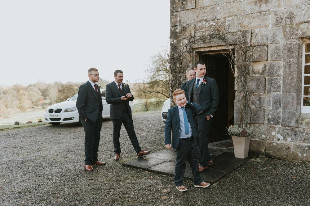 Tullylagan House Wedding 35