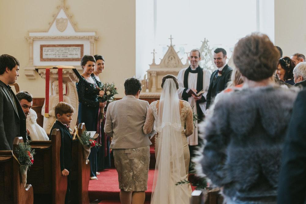 Tullylagan House Wedding 45