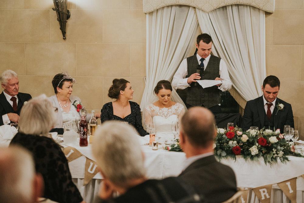 Tullylagan House Wedding 82