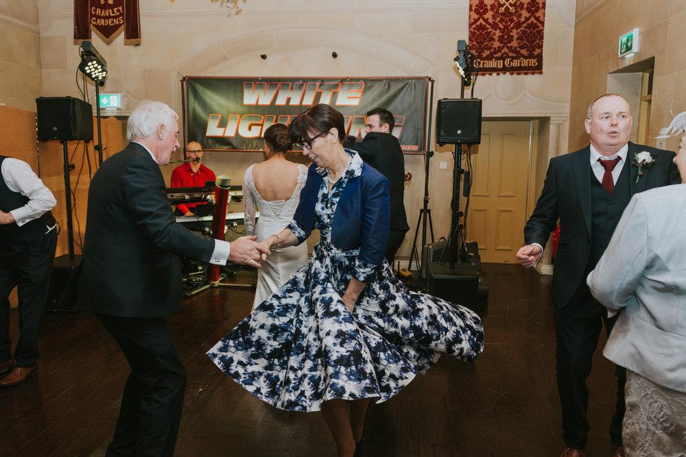 Tullylagan House Wedding 92