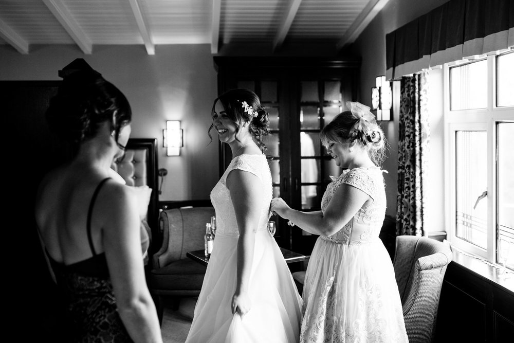 The Old Inn Crawfordsburn Wedding 33
