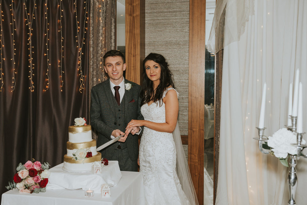 Malone Lodge Belfast Wedding 86