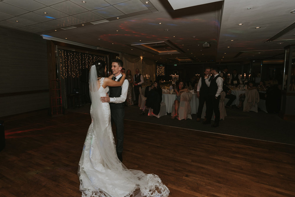 Malone Lodge Belfast Wedding 90