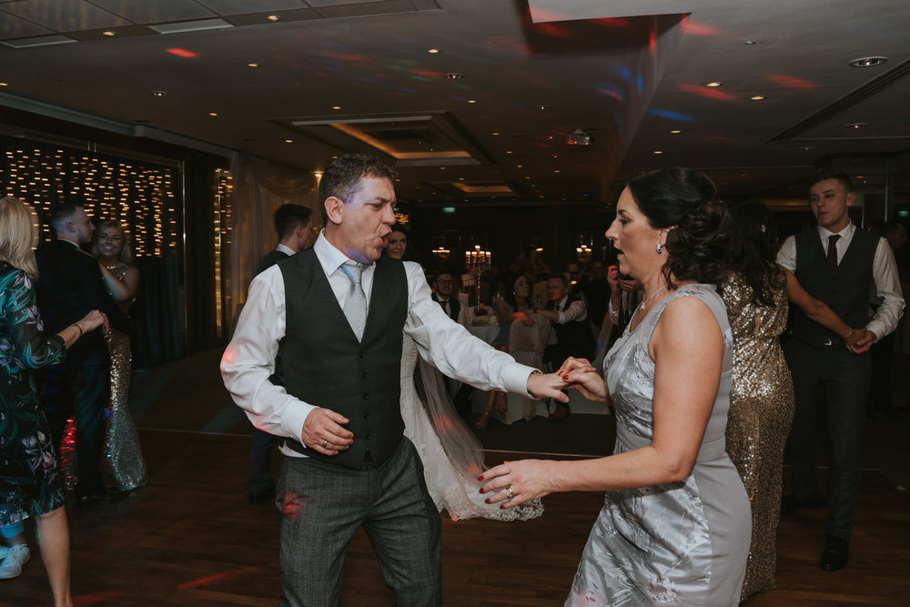 Malone Lodge Belfast Wedding 93
