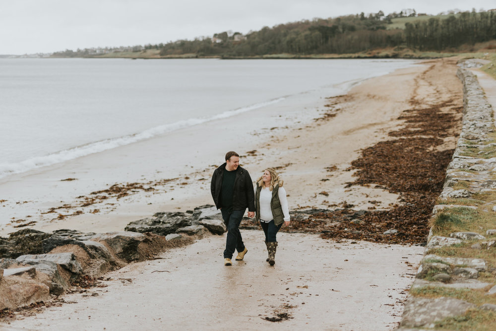 Crawfordsburn Country Park Engagement Photos 02