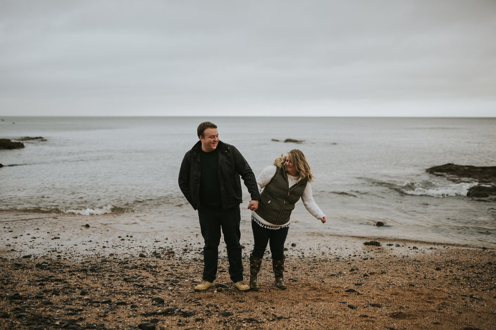 Crawfordsburn Country Park Engagement Photos 04