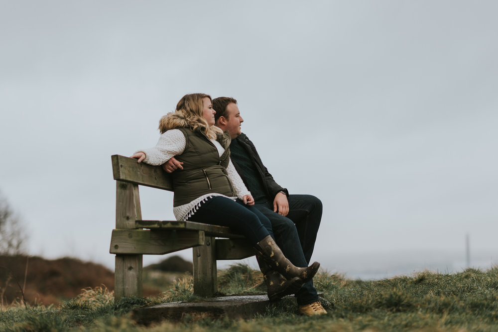 Crawfordsburn Country Park Engagement Photos 07