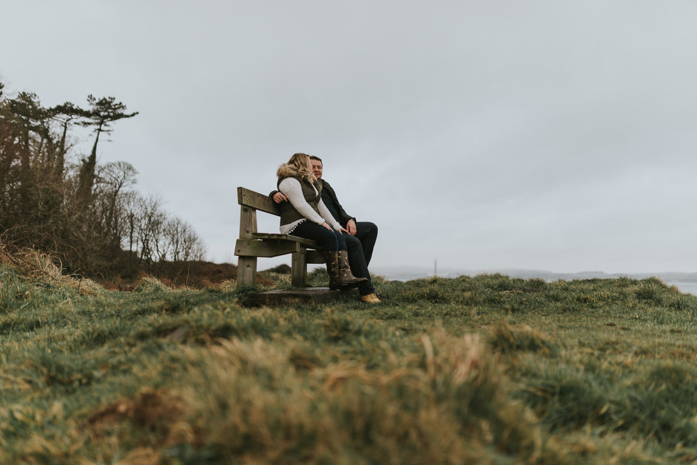 Crawfordsburn Country Park Engagement Photos 08