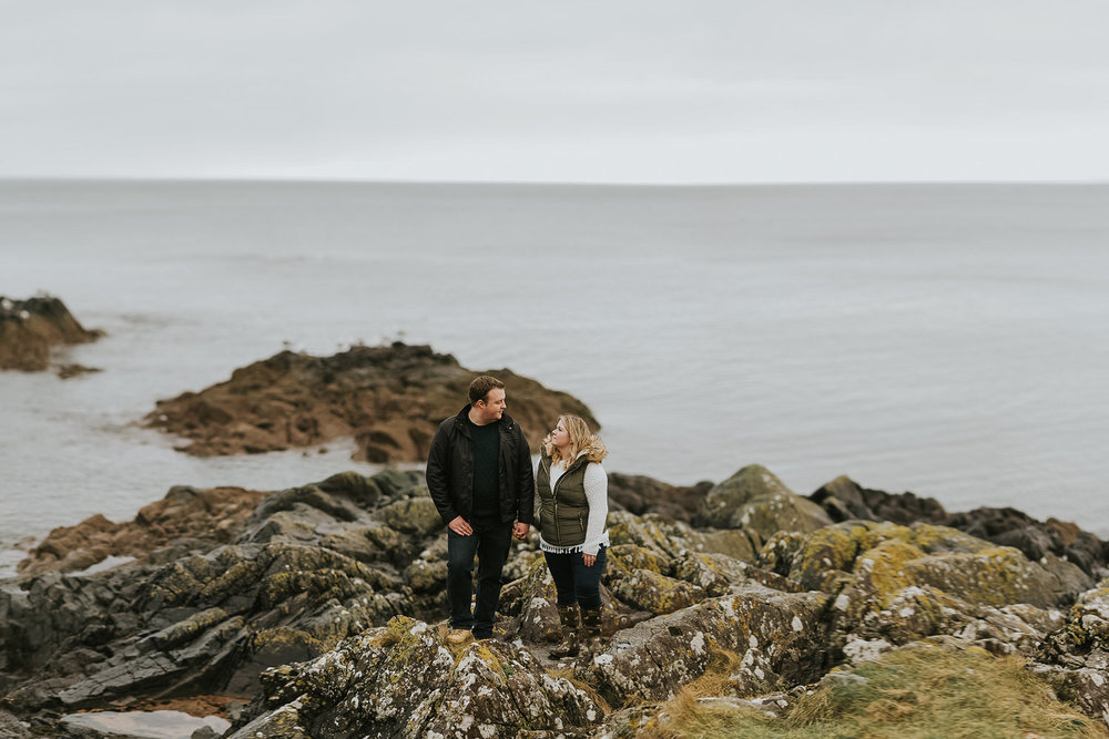 Crawfordsburn Country Park Engagement Photos 10