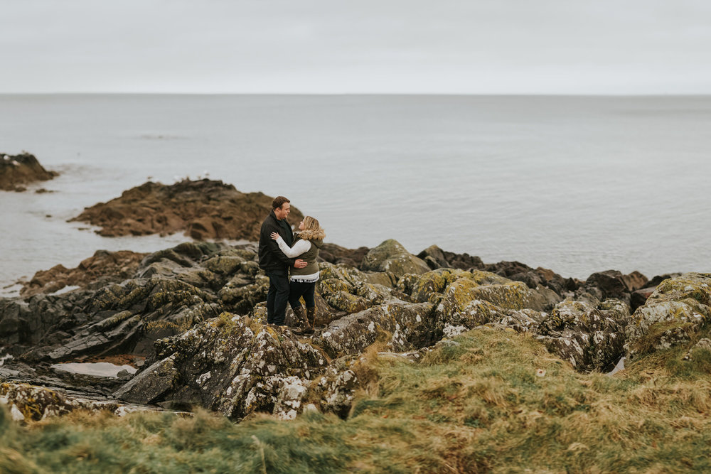 Crawfordsburn Country Park Engagement Photos 11