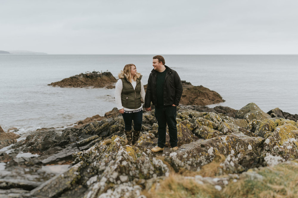 Crawfordsburn Country Park Engagement Photos 13