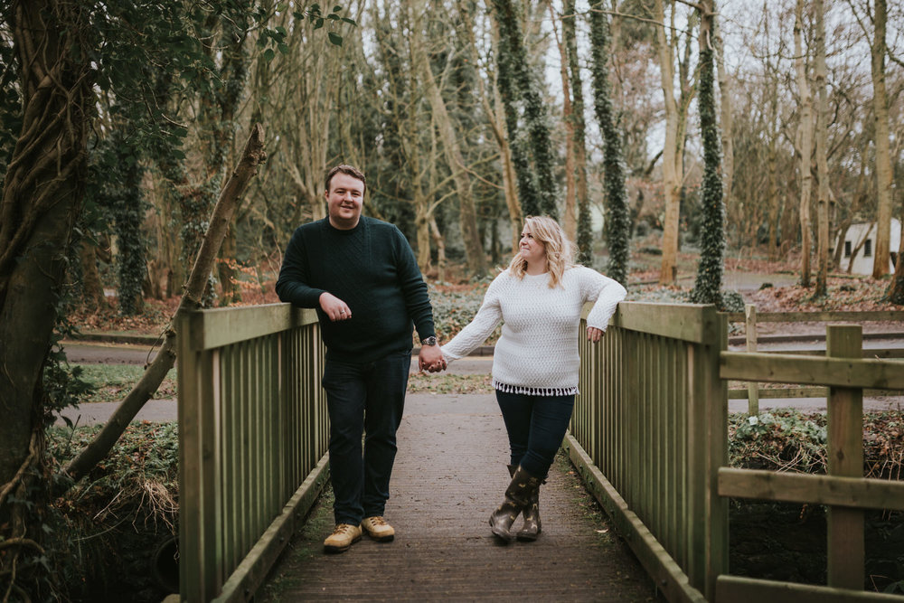 Crawfordsburn Country Park Engagement Photos 15