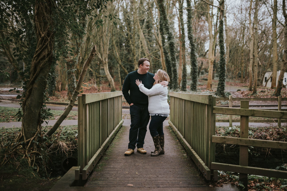 Crawfordsburn Country Park Engagement Photos 16