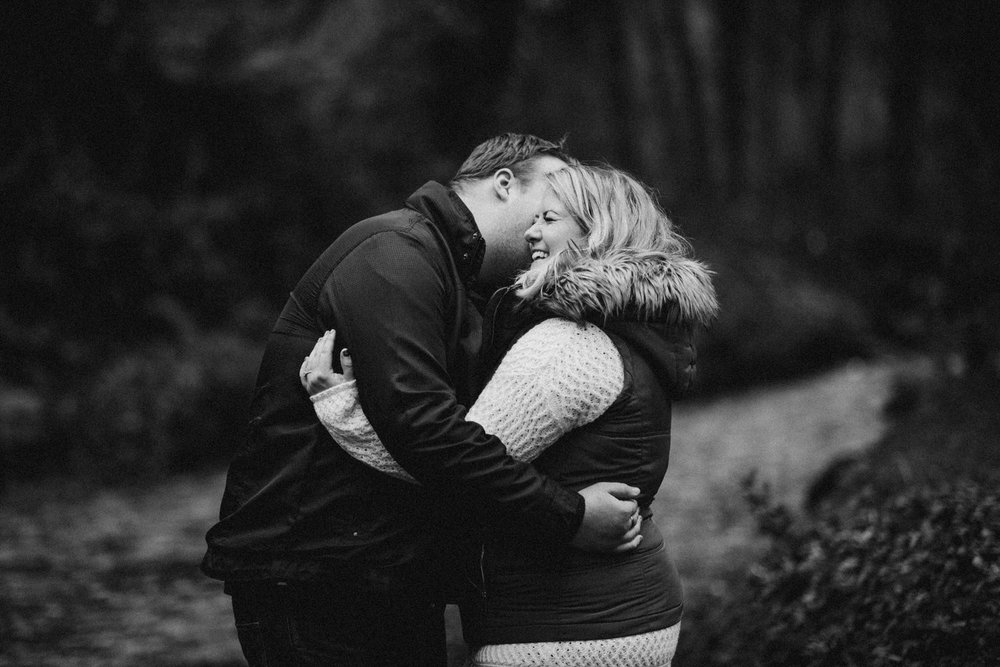 Crawfordsburn Country Park Engagement Photos 20