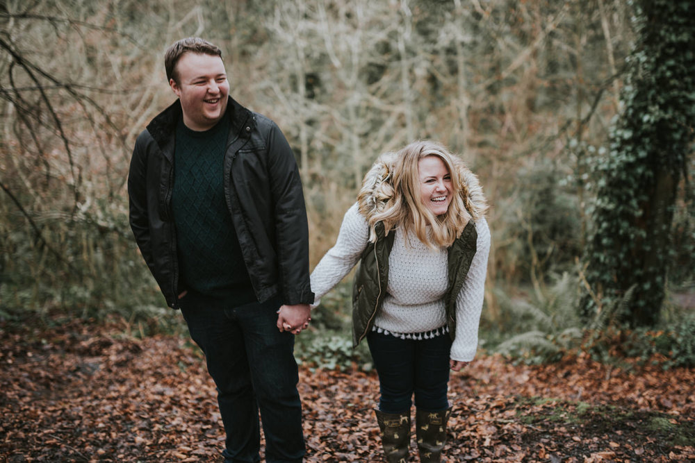 Crawfordsburn Country Park Engagement Photos 23