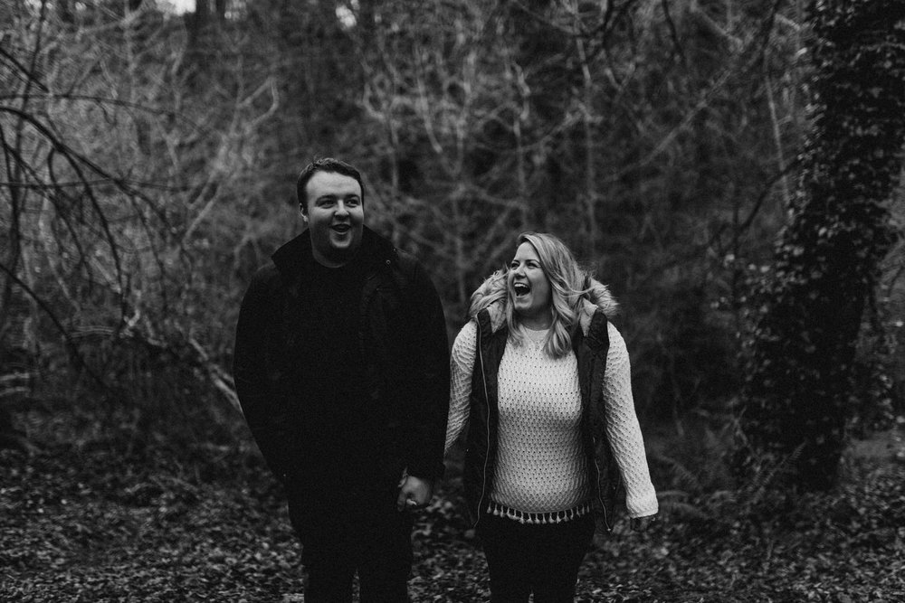 Crawfordsburn Country Park Engagement Photos 24