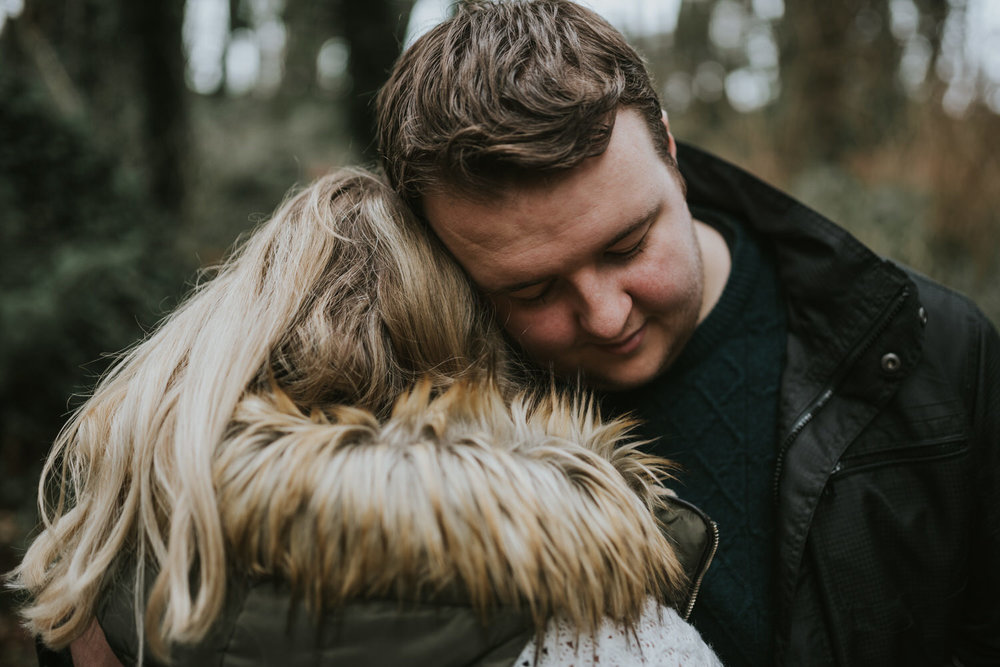 Crawfordsburn Country Park Engagement Photos 27