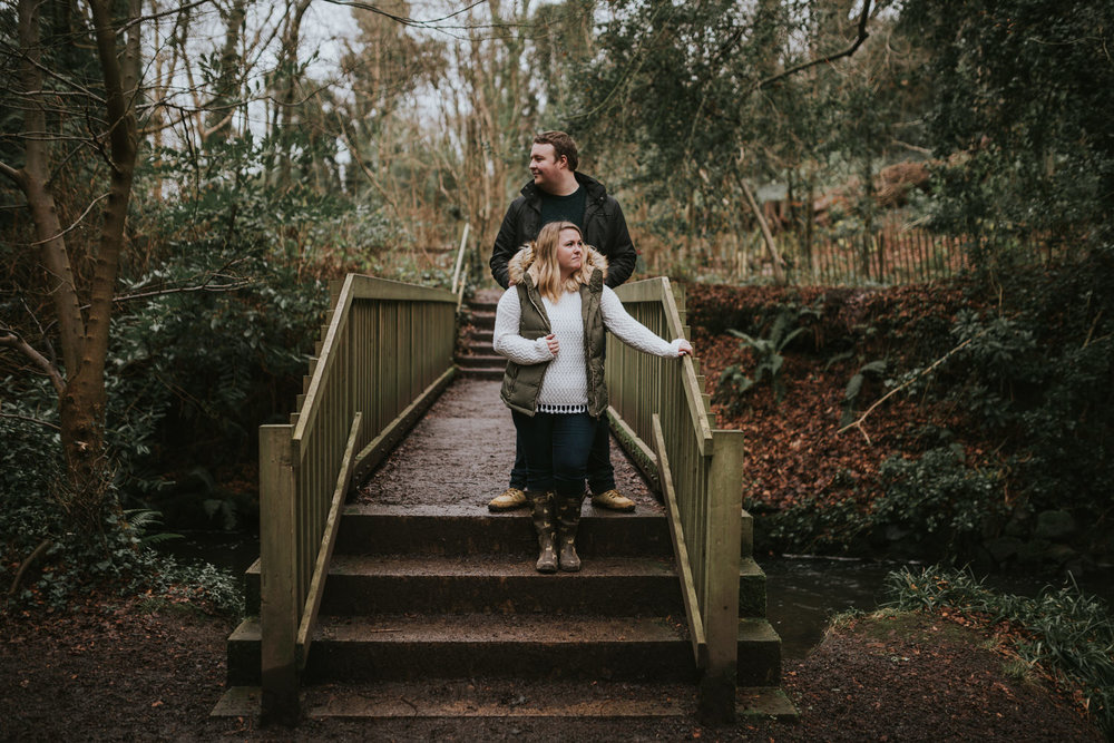 Crawfordsburn Country Park Engagement Photos 28