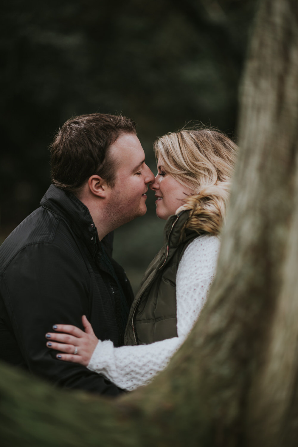 Crawfordsburn Country Park Engagement Photos 30