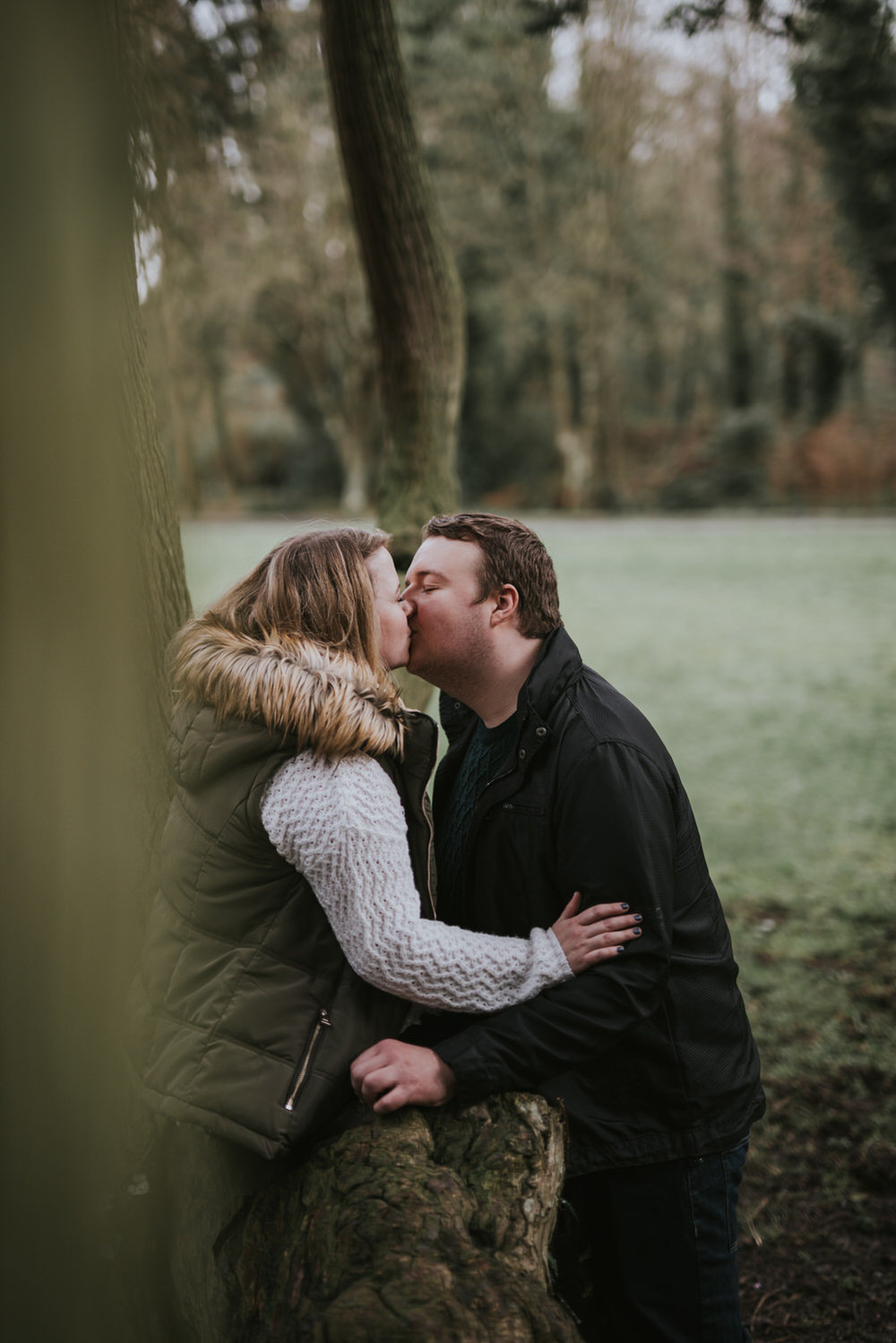 Crawfordsburn Country Park Engagement Photos 31
