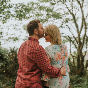 Engagement session crawfordsburn country park